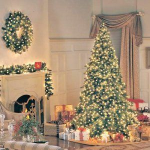 Artificial Commercial Christmas Trees