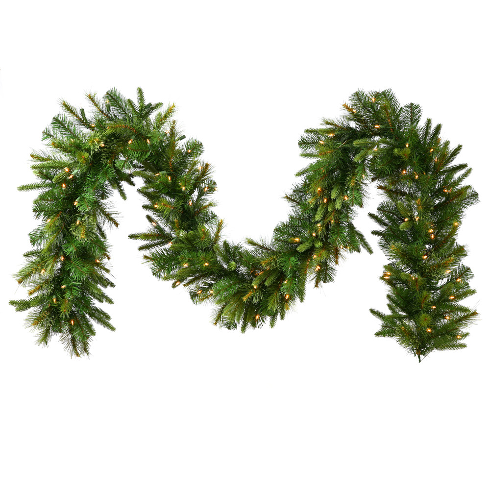 1.2' Vickerman A118615LED Cashmere Pine - Green