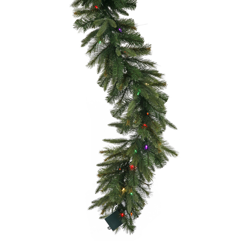 1.2' Vickerman A118616LED Cashmere Potted & Non Potted - Green