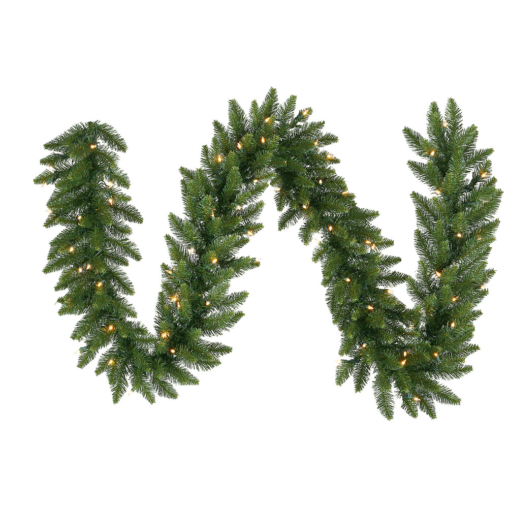 1.2' Vickerman A861114LED Camdon Fir - Green