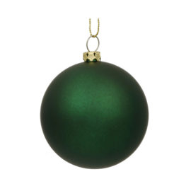 "Vickerman N592524MV 10"" Emerlad Green Matte Ball UV Shatterp"
